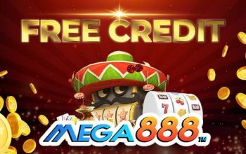 HOW TO GET FREE CREDIT MEGA888